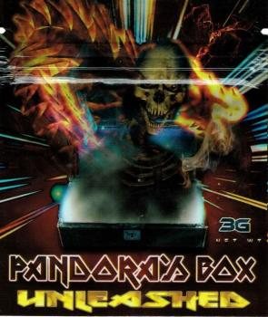 Räuchermischung Pandoras Box Unleashed 3g